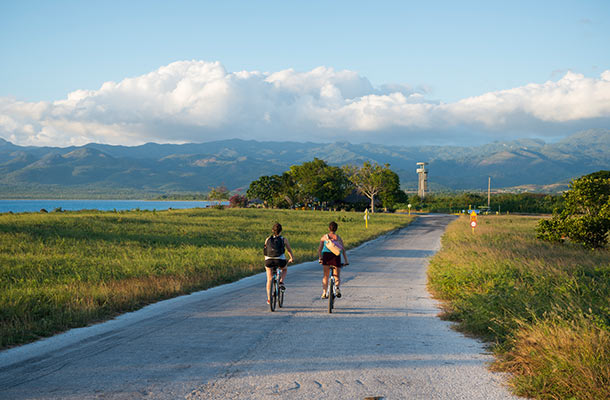 Explore Central Cuba's Outdoors: Scuba, Cycle & Hike