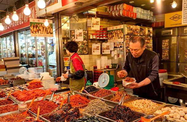 South Korean Food Myths