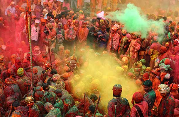 Must Do: India's Holi Festival
