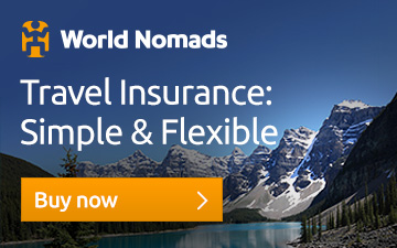 Need Travel Insurance?  Yes. You do!!