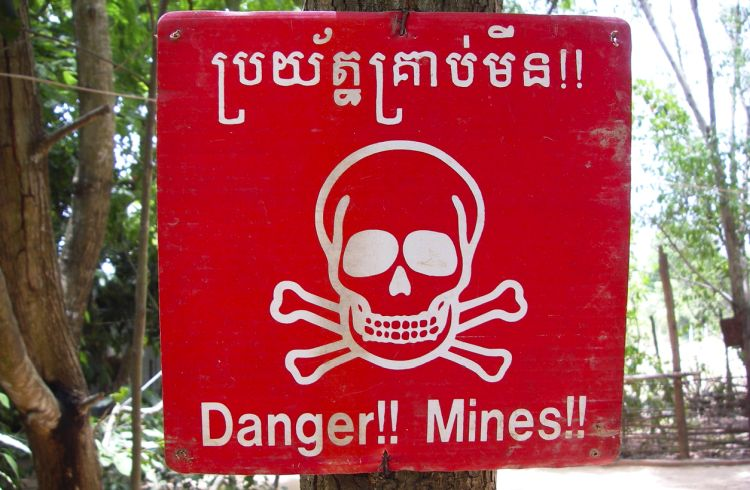 What You Should Know About Landmines in Cambodia