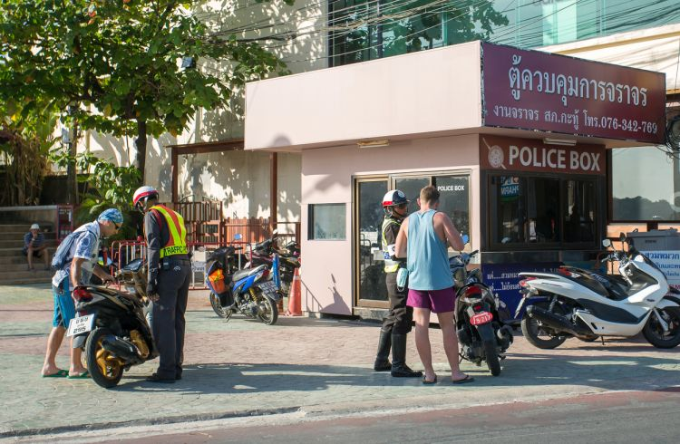 Tips on Dealing With the Police in Thailand
