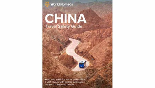 China: The Travel Safety Guide