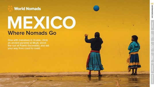 Mexico: Where Nomads Go