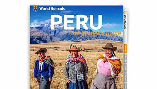 Insiders' Guide to Peru