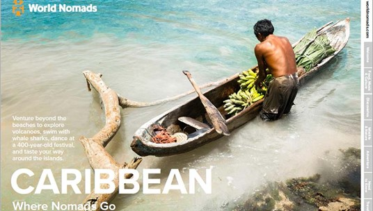 Caribbean: Where Nomads Go