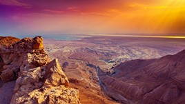 Travel Israel: Tales from the Dead Sea