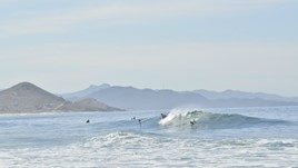Chasing Waves on Mexico's West Coast