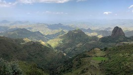 Rare Wolves and Rock Churches in the Ethiopian Highlands