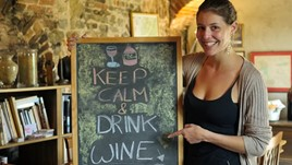 Italy Discoveries: Wine in Their Veins