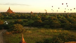 5 of the Best Bagan Temples to Explore by E-Bike