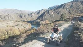 New Zealand Discoveries: Hit the Mud Quad Biking