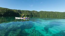 How I Spent 5 Days Solo Kayaking Palau's Rock Islands