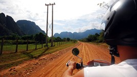 Motorbike Safety in Laos - What You Need To Know