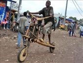 Getting around in The Democratic Republic of Congo