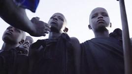 Video: A Maasai Ceremony