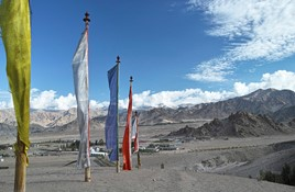 Leh to Pangong a lesson in Success