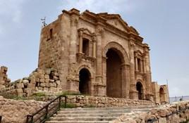A unique culture and history: Jordan.