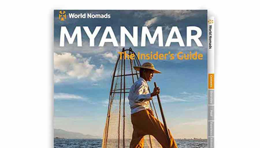 Insiders' Guide to Myanmar