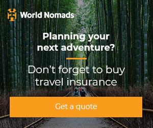 World Nomads Ad