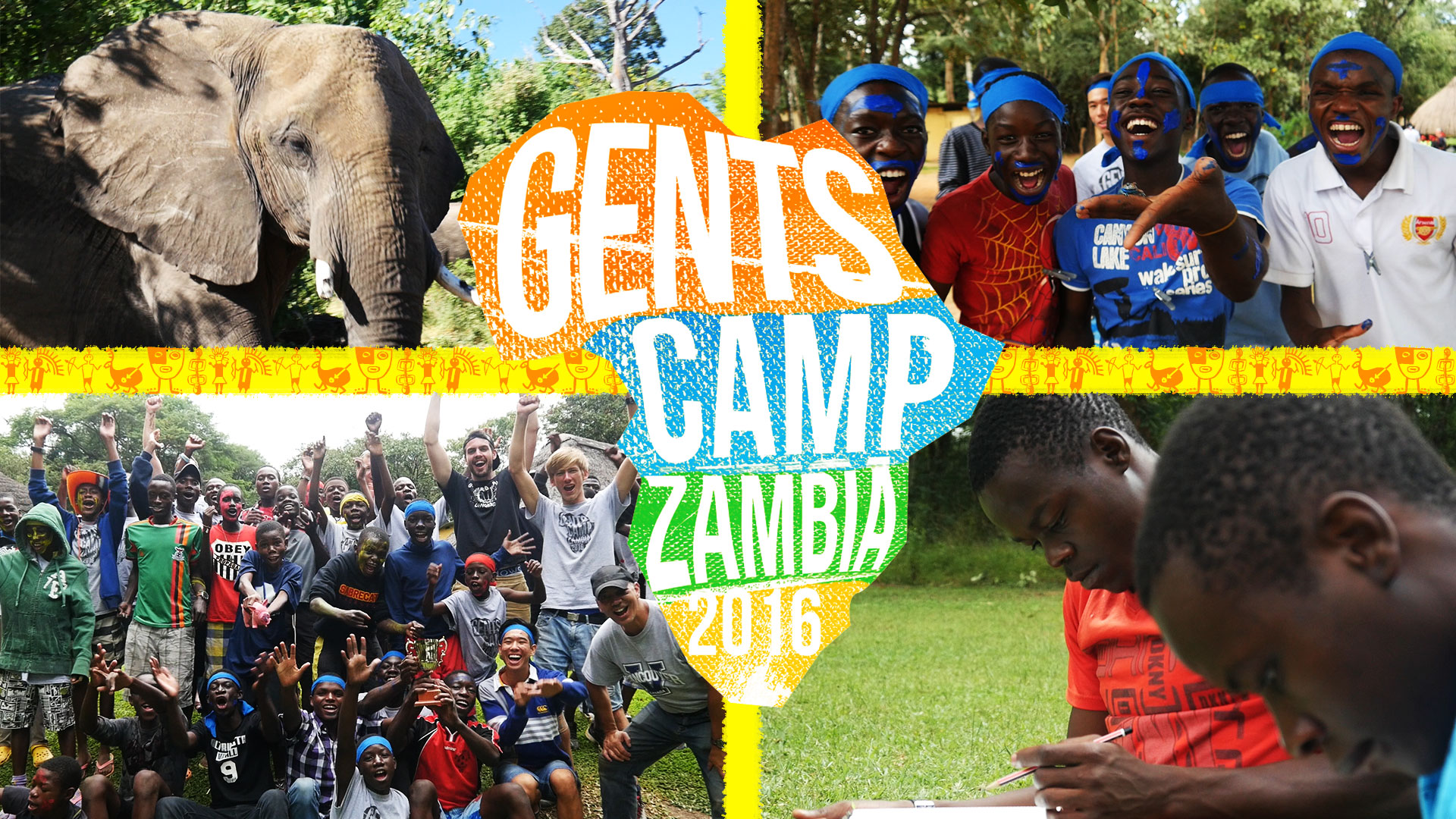 GENTS Camp Zambia