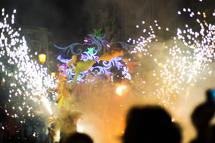 Each neighborhood of Valencia has its own ninot that an assigned team, or casal faller, has worked diligently on for almost a full year. During the festival, one can wander the streets of Valencia and happen upon a variety of different ninots.