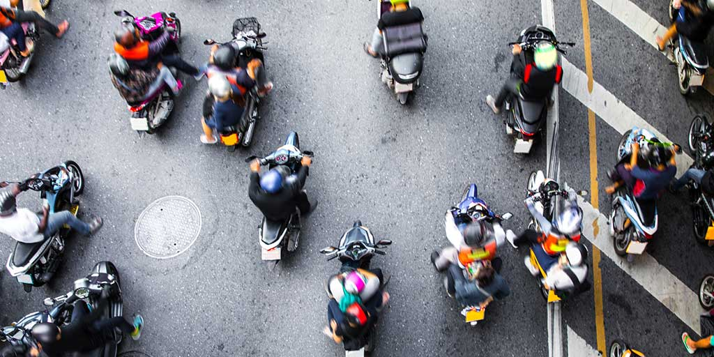 Motorbikes and Scooters in Thailand: What Are the Rules?