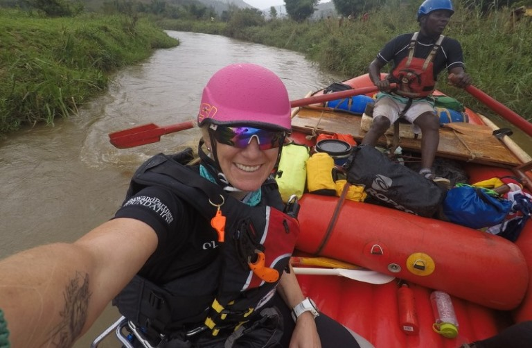 Paddling the Nile, Part 1: Paddles Hit the Water