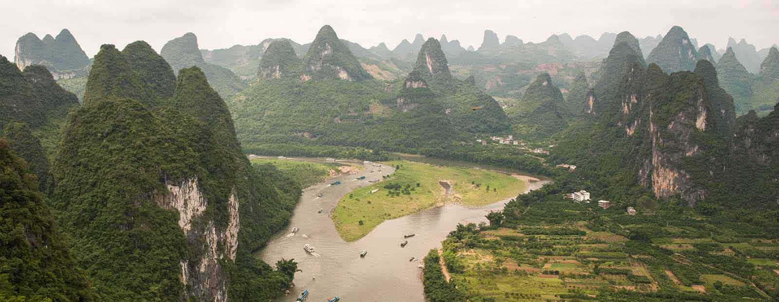 Yin and Yang in Guangxi