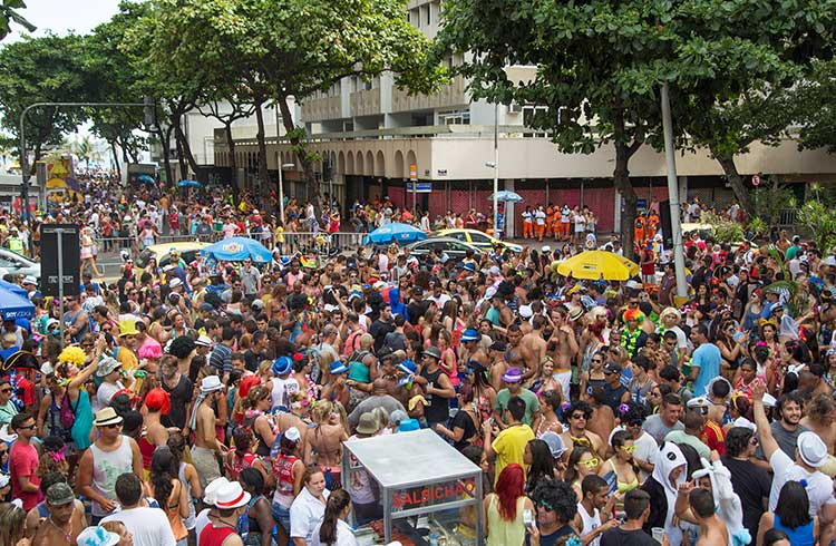 How to Survive Carnival in Brazil: Travel Safely in Rio