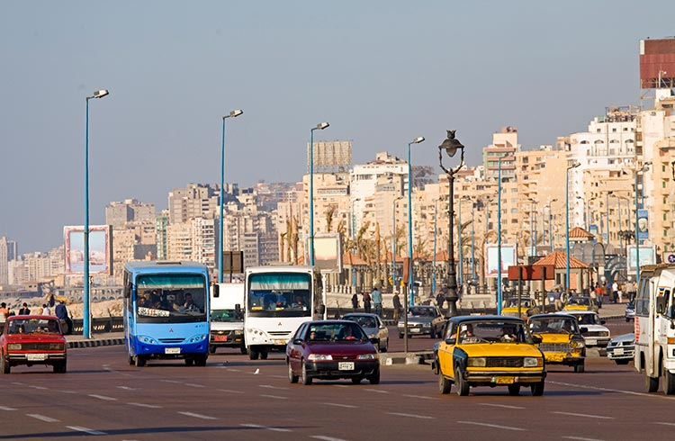 Transport in Egypt: How to Get Around Safely