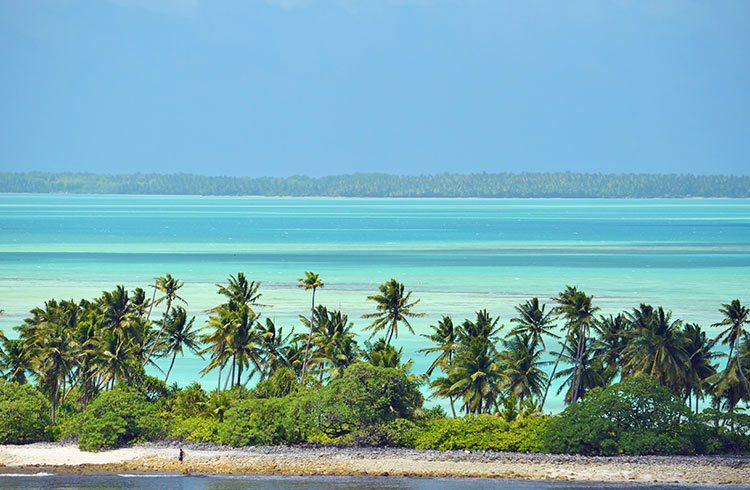 Fanning Island, also known as Tabuaeran, is one of the islands of Republic of Kiribati