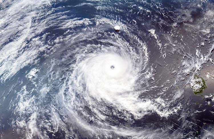 Tropical Cyclone Wilma bore down on Fiji in 2011