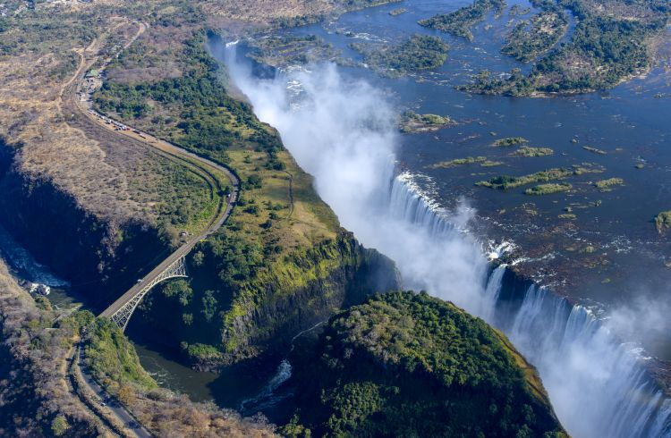 Is it Safe to Swim in the Devil's Pool at Victoria Falls?